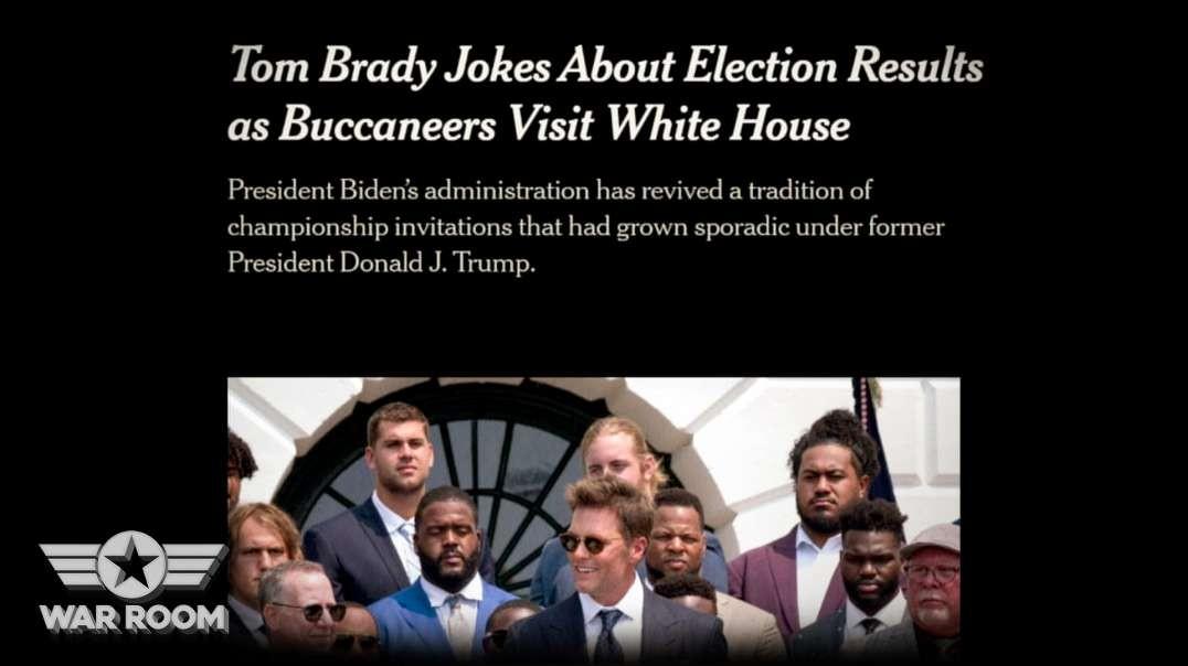 Did Tom Brady Really Make Fun Of Trump?