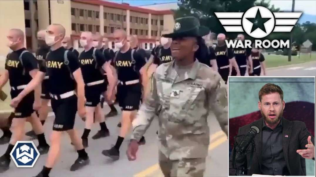 Occupied U.S. Military Now Releasing Propaganda Videos Like The Chinese Liberation Army