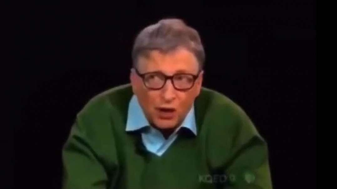 Bill Gates Talked About Bioweapons Being Released Long Before COVID
