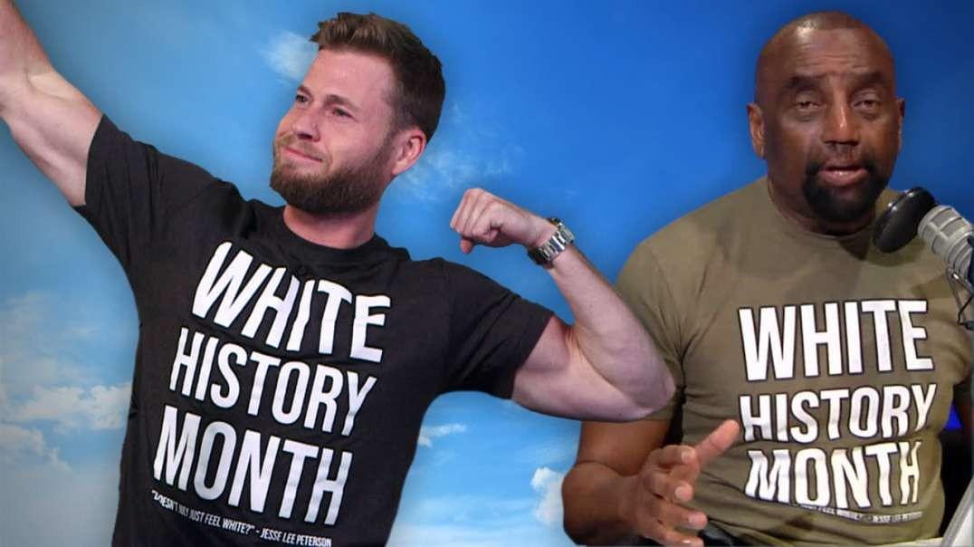 WHITE HISTORY MONTH HAS BEGUN!