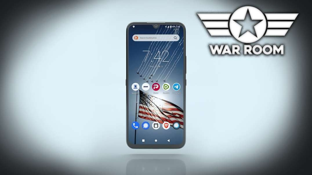 New Freedom Phone Release That Won't Censor Apps Or Track Your Data