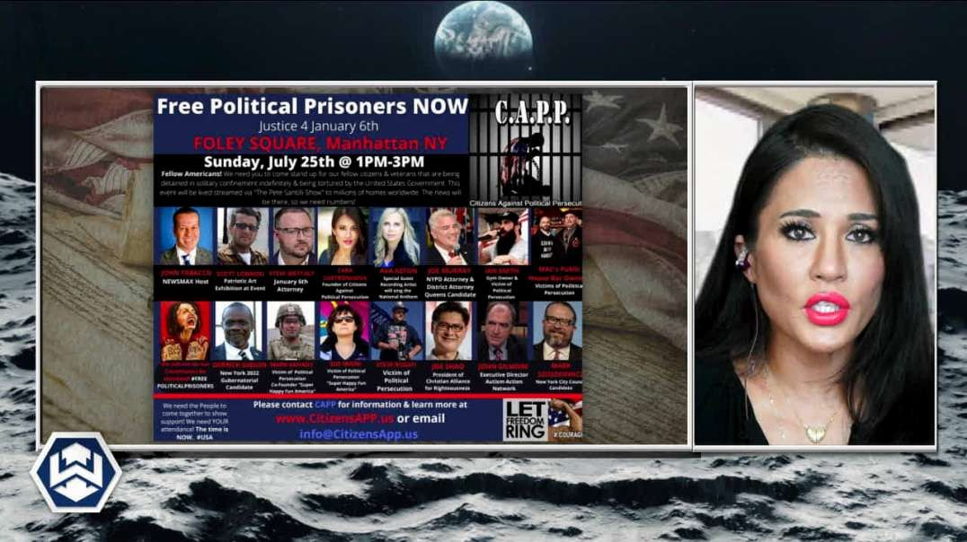 Big January 6th Truth Rally Happening In NYC This Weekend