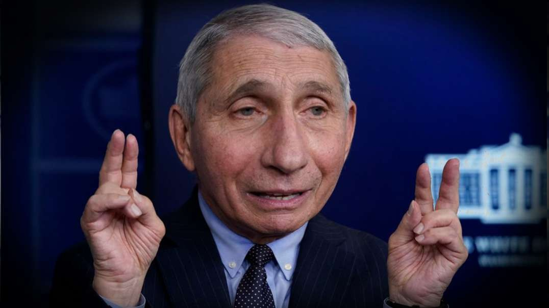 Anthony Fauci Tells His Biggest Lie Yet About COVID And Vaccines