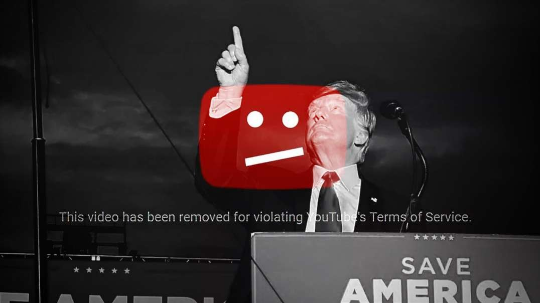 Why Can't You Find Trump's 4th Of July Rally On YouTube?