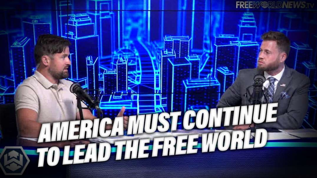 Dan Lyman In-Studio: America And Infowars Must Continue To Lead The Free World