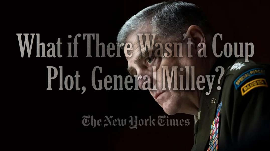 New York Times Admits: There Was No Coup!