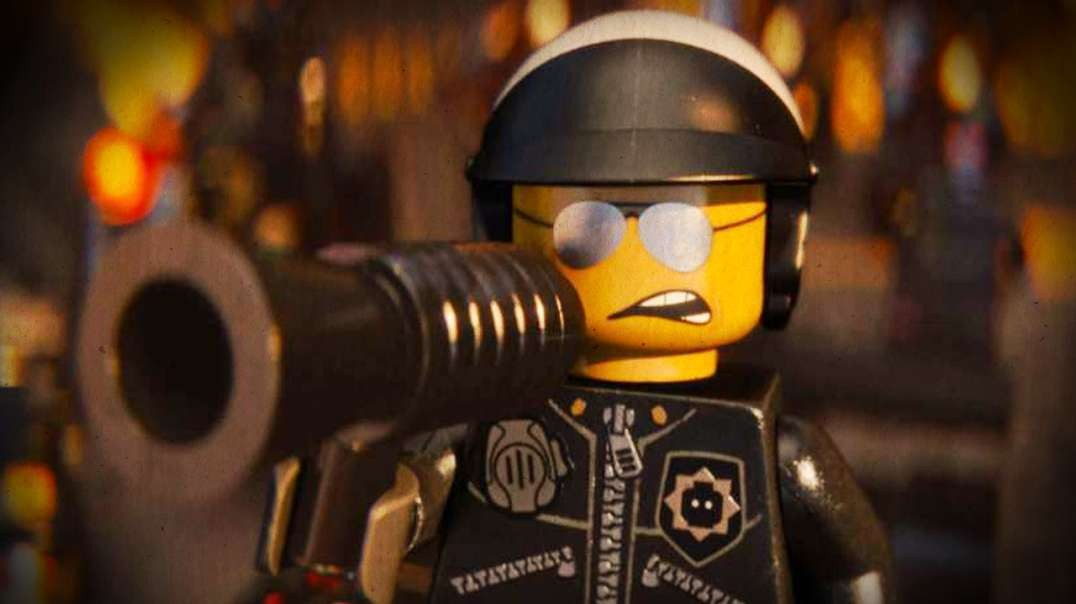 LEGO FBI