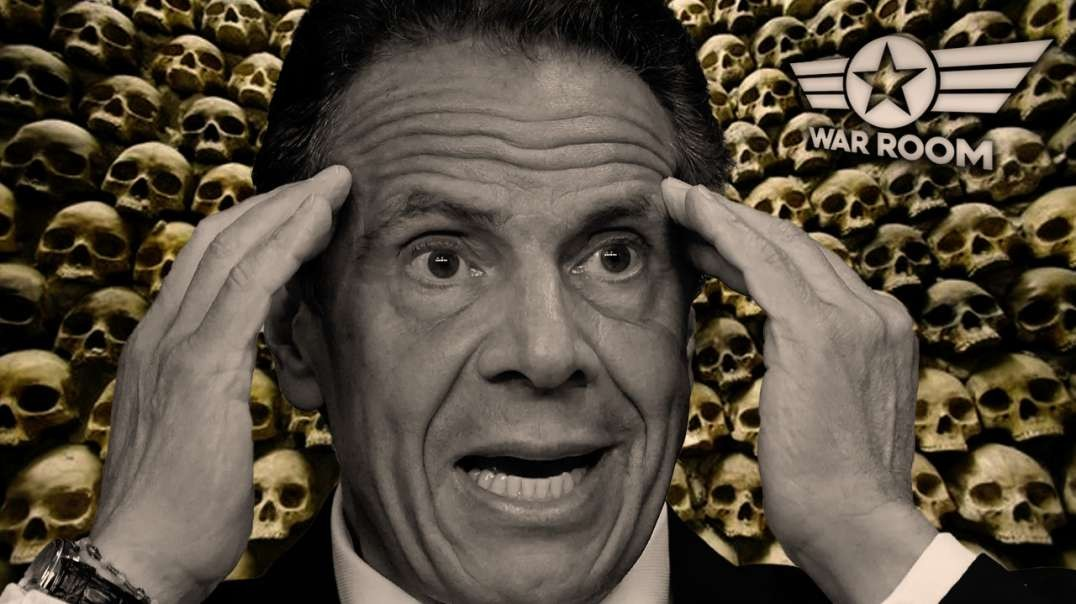 Andrew Cuomo Announces The Round Up And Imprisonment Of Unvaccinated Citizens