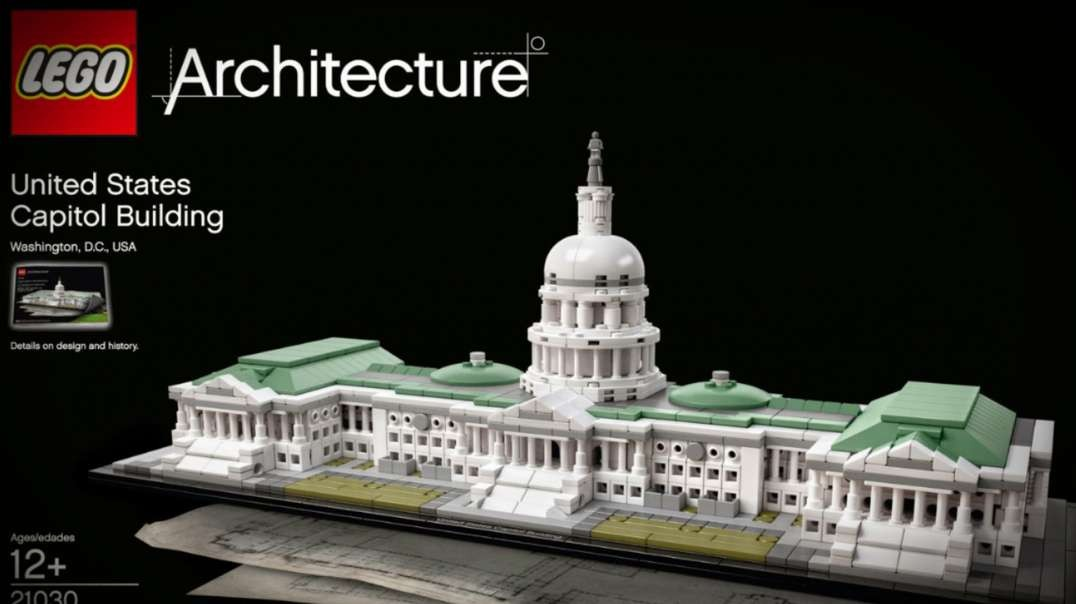 FBI Seizes Capitol Building Lego Set In January 6th Round Up