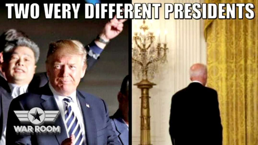 HIGHLIGHTS - A Tale Of Two Presidents