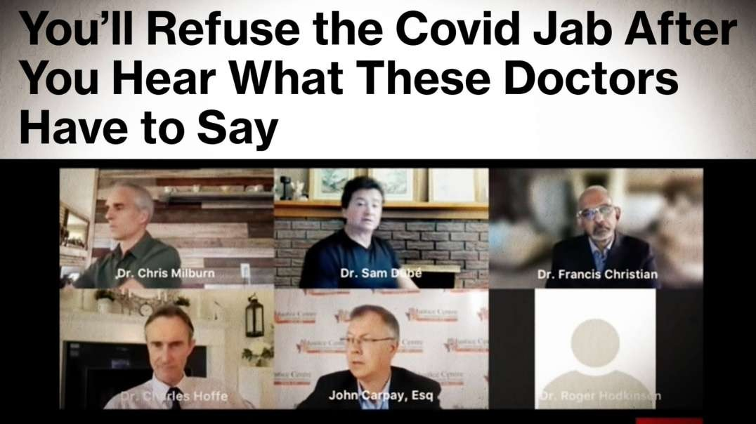 Doctors Are Waking Up And Warning The World Of The Deadly COVID Jab