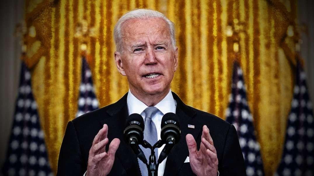 Joe Biden Gaslights And Blames Everyone But Himself During Kabul Address