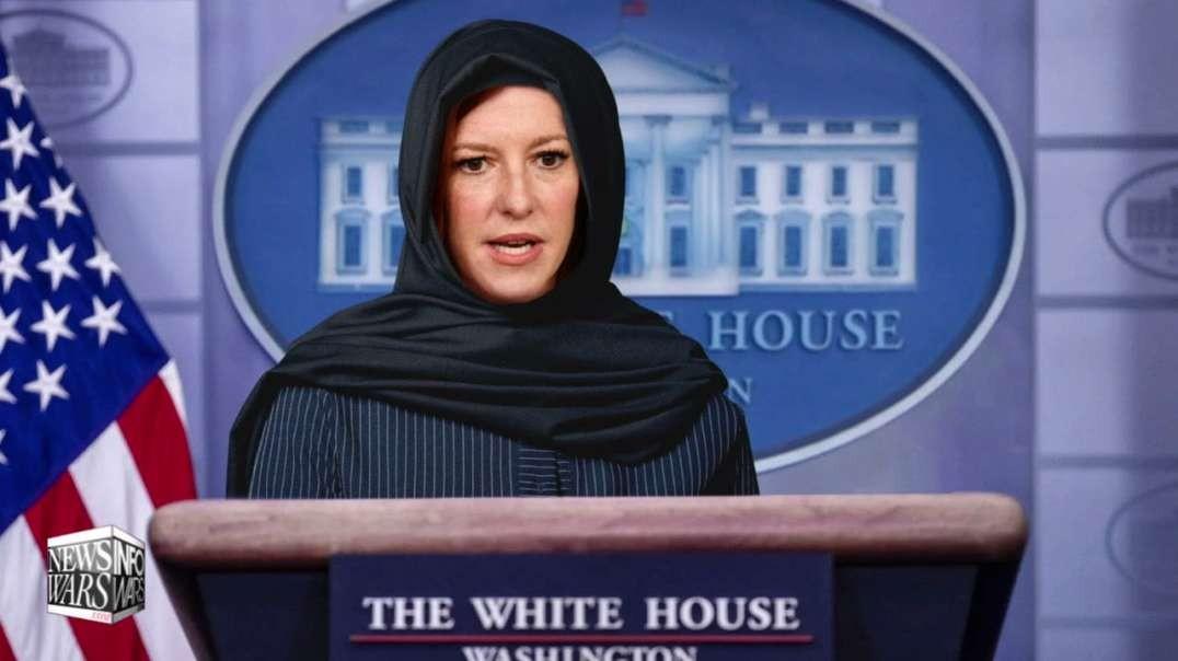 Biden Still In Hidin' As White House Embarrasses Itself In Kabul Response