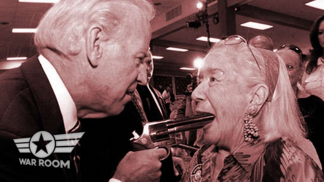 Joe Biden Was Right About Guns; They Are Not For Slaves!