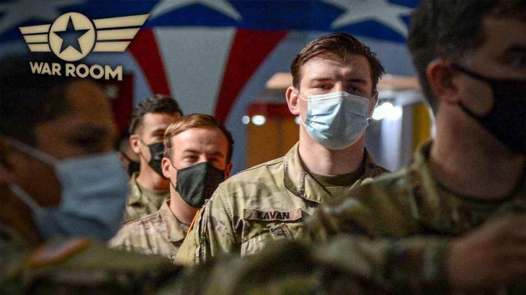 Mandatory Death Shots For Our Military