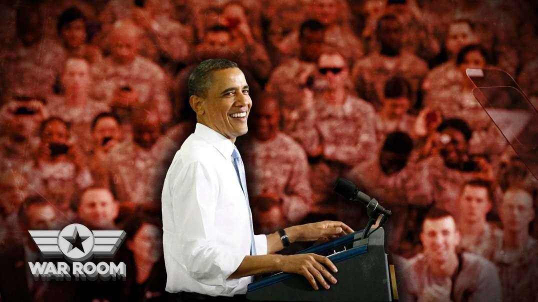 Obama's Treason Committed In Afghanistan Comes Full Circle With Kabul Fallout