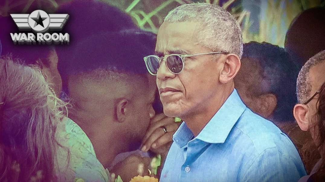 HIGHLIGHTS - Obama's Birthday Party Is Dystopian