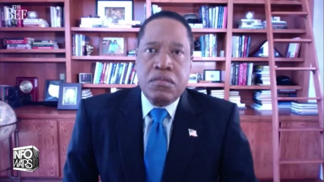 Larry Elder Refuses To Say 2020 Election Was Rigged During Interview
