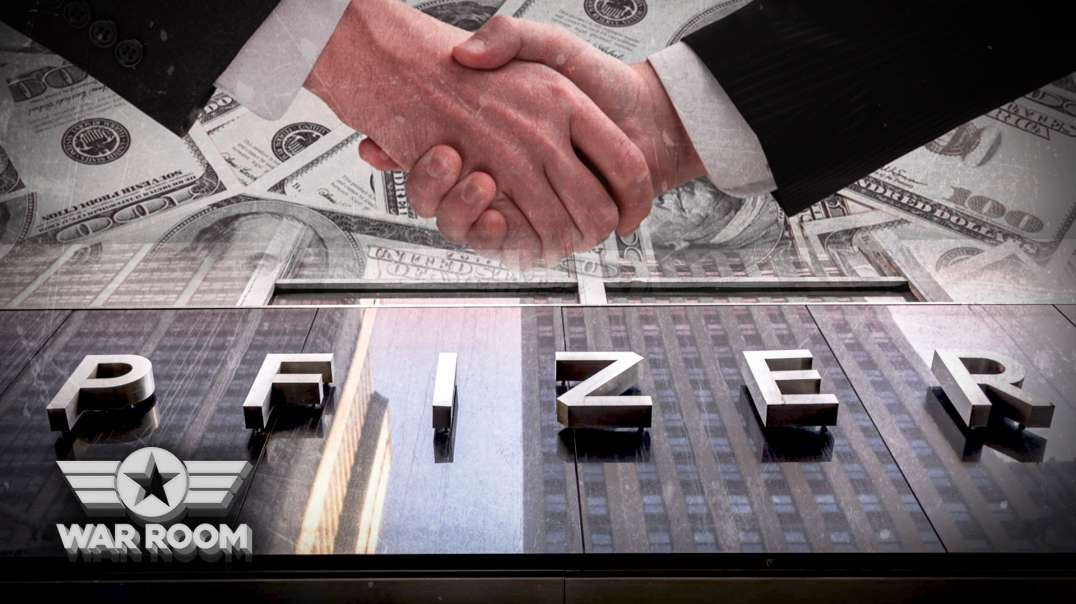 Pfizer's $15 Million In Political Donations Buys Them Medical Tyranny And FDA Approval