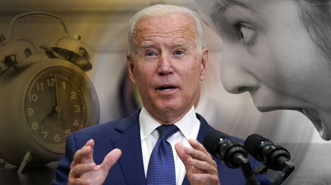 Joe Biden Shows Up Hours Late To His Press Conference