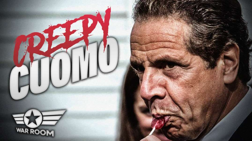 ANDREW CUOMO: So Guilty Even The Democrats Can't Ignore It