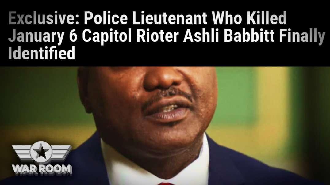 Ashli Babbitt's Killer To Be Interviewed On National TV