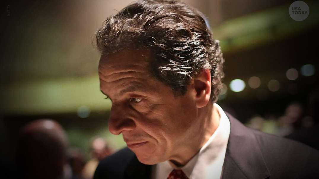 HIGHLIGHTS - Teflon Governor Cuomo Admits He Gropes Everyone