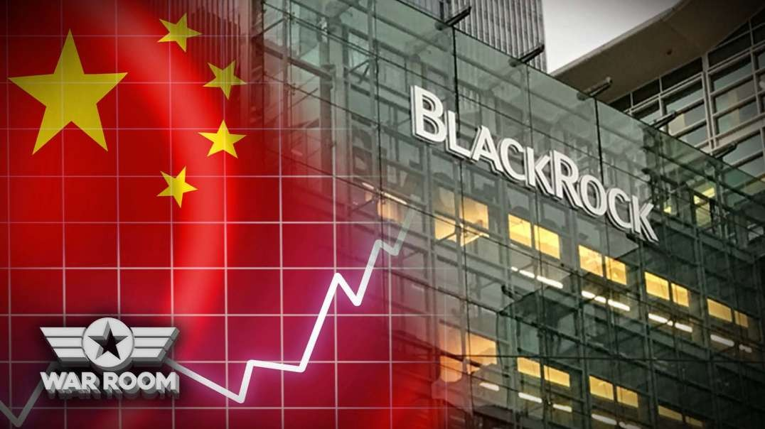 Remember Black Rock? They're Back And Now Promoting China