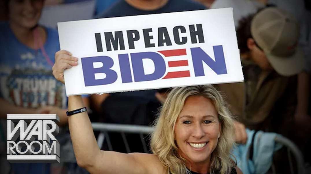 Republicans Bring Articles Of Impeachment Against Biden
