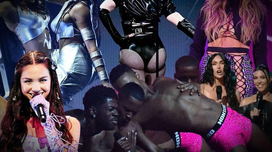 VMA's Continue To Spiral In Satanic Trash Whorishness