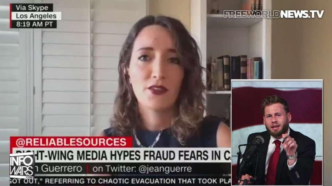 "L.A. Times Calls Larry Elder A ""White Supremacist"" On CNN"