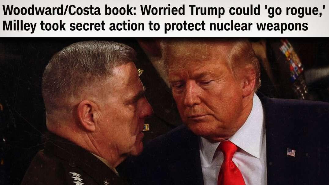 Nancy Pelosi Confirms General Milley Treason