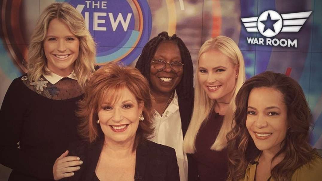 The Hosts Of The View Must Think You're Really Stupid