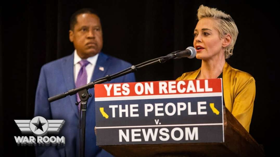 Why Is The Media Ignoring Rose McGowan All Of The Sudden?