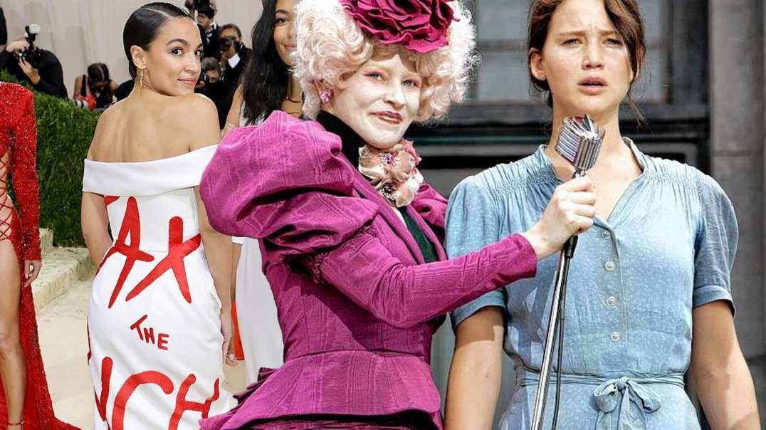 Met Gala Or Hunger Games Ruling Elite?