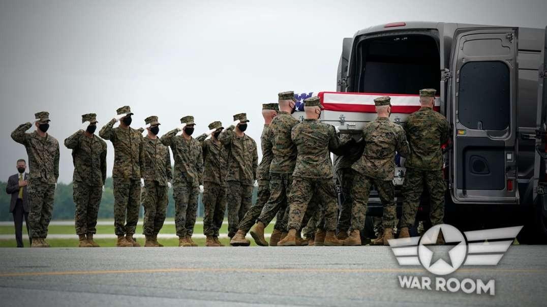 Mother Of Marine Killed In Kabul SOUNDS OFF On Joe Biden