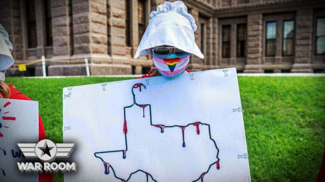 Democrats Pissed They Can't Stop A Baby's Heart From Beating In Texas