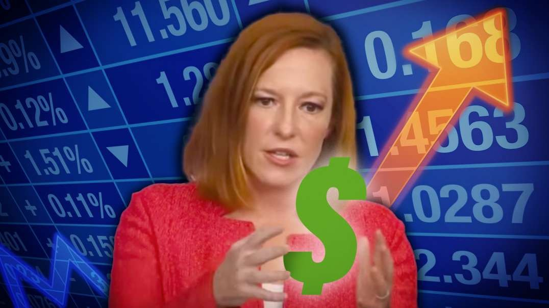 Jen Psaki Tells Unbelievable Lie About Taxes To The American People