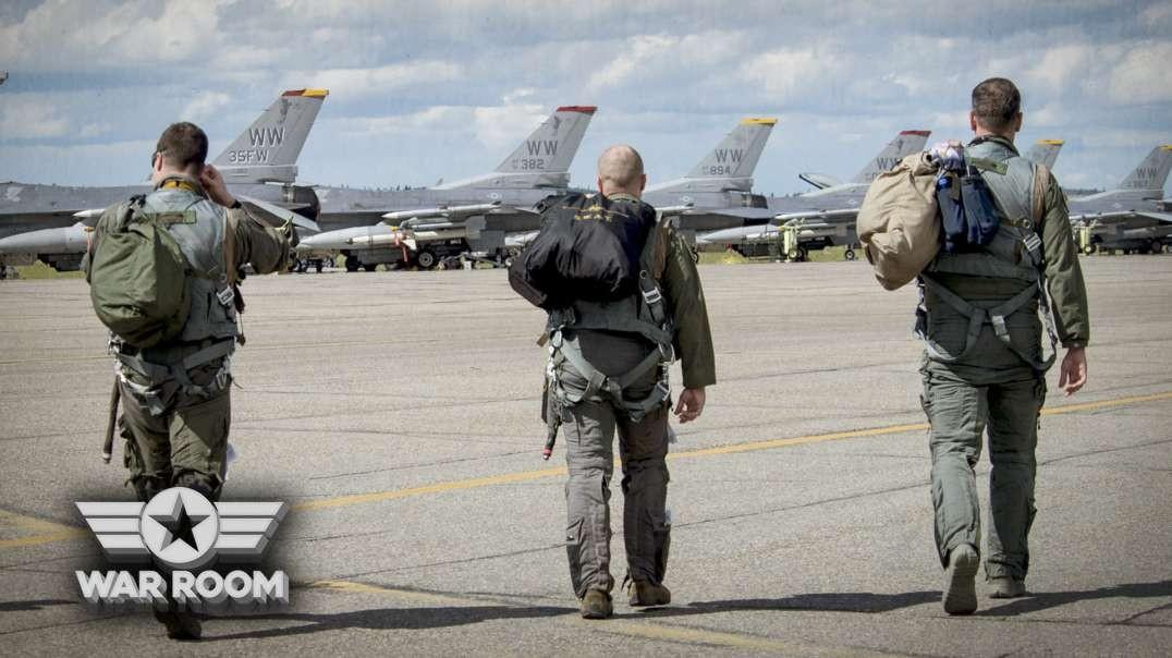 27 Air Force Pilots Quit Over Vaccine Mandate