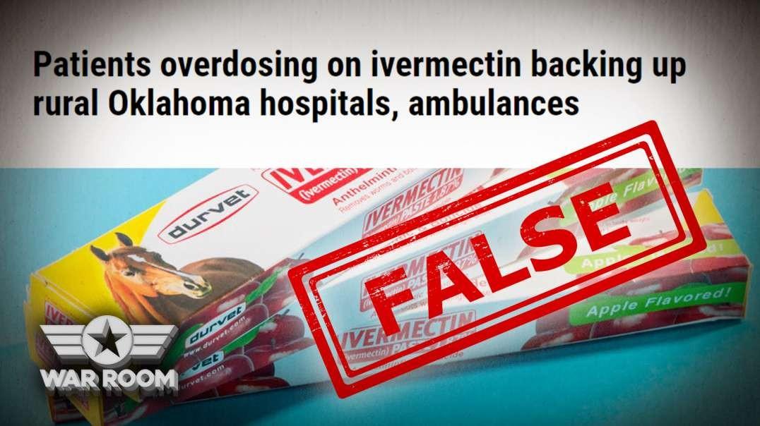 Independent Investigator Debunks Ivermectin Overdose Story