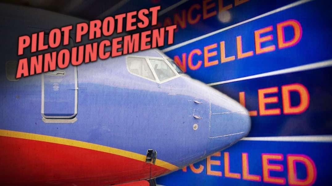 Freedom Flyers Against Vaccine Mandates For Pilots Announces Major Protest Event