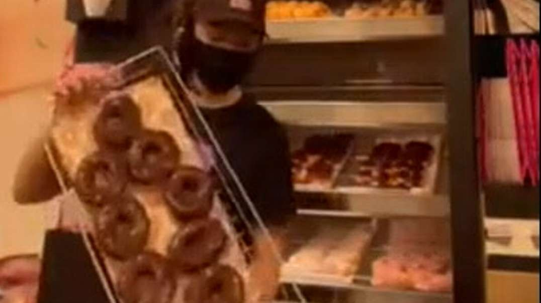 Viral Dunkin' Donuts Video Is The Ultimate Socialist Self-Own