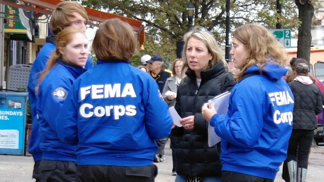 HIGHLIGHTS - FEMA Staff Exempt From Covid Vax Replacing Nurses Fired For Refusal