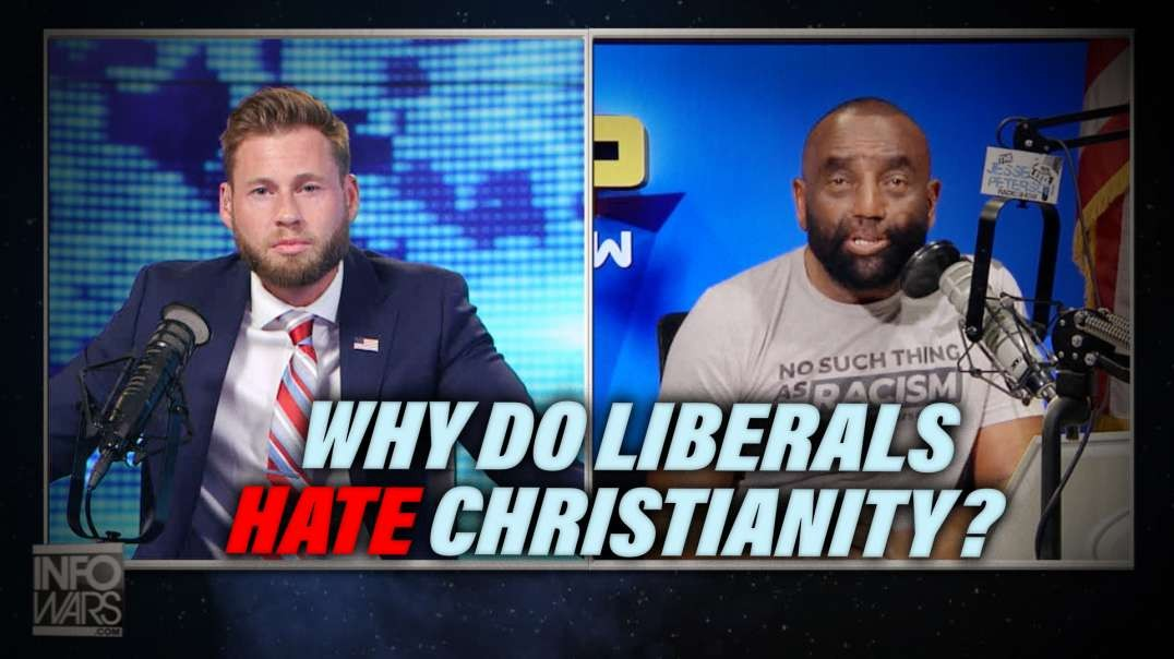 Why Liberals Hate Christians So Much
