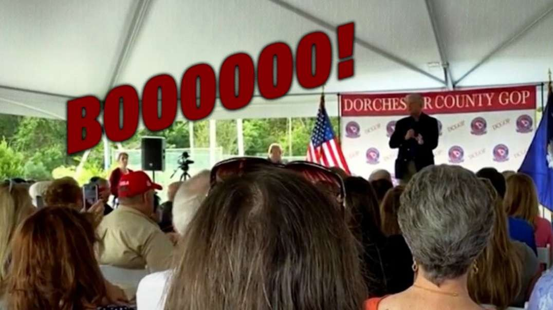 Lindsey Graham Booed At Fundraiser For Bringing Up Vaccines