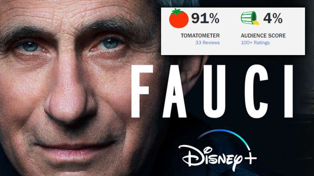 Fauci Documentary Gets 4% Positive Reviews On Rotten Tomatoes