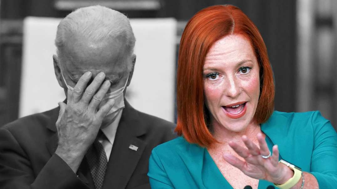 Jen Psaki Admits Policy To Starve Americans And Crash The Economy