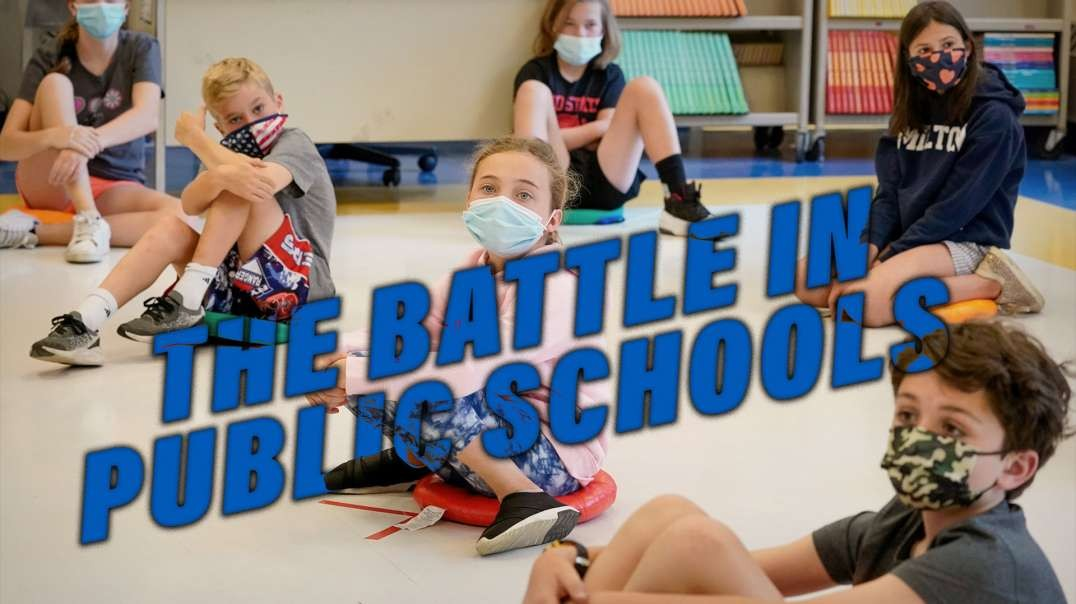 The Ongoing Battle In Schools: Vaccines And Grooming